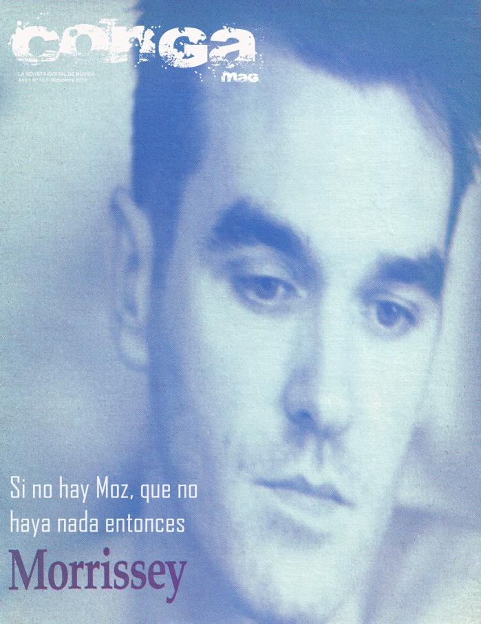 Morrissey - Diciembre 2012