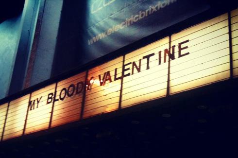 My Bloody Valentine live 2013