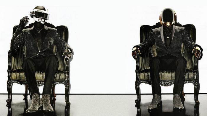 Conga mag Daft Punk