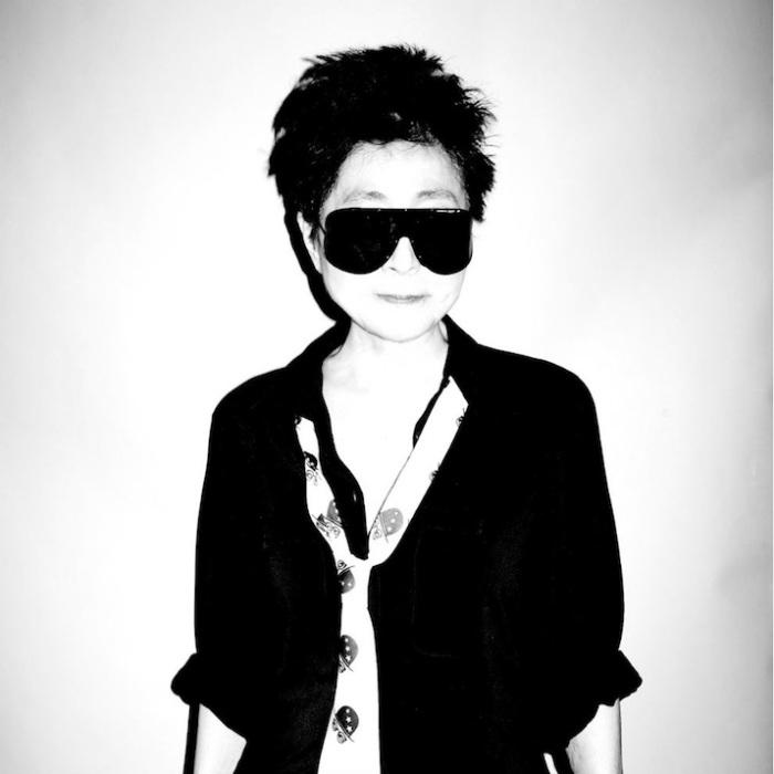 Conga mag_Yoko Ono