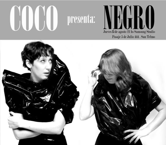 Coco - Negro - Show