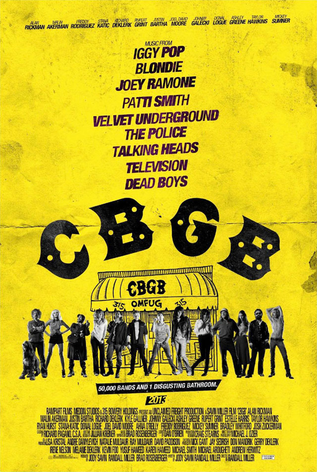 Congamag_CBGB_Poster