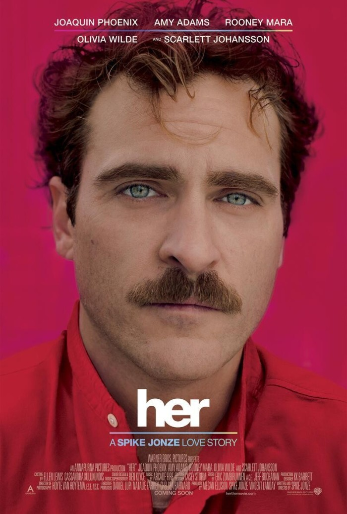 Congamag_Her - Spike Jonze