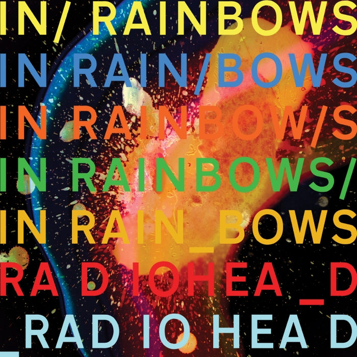 Congamag_In Rainbows