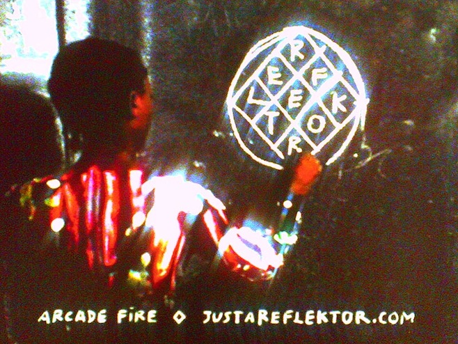 Congamag_ Arcade Fire - Reflektor - Video