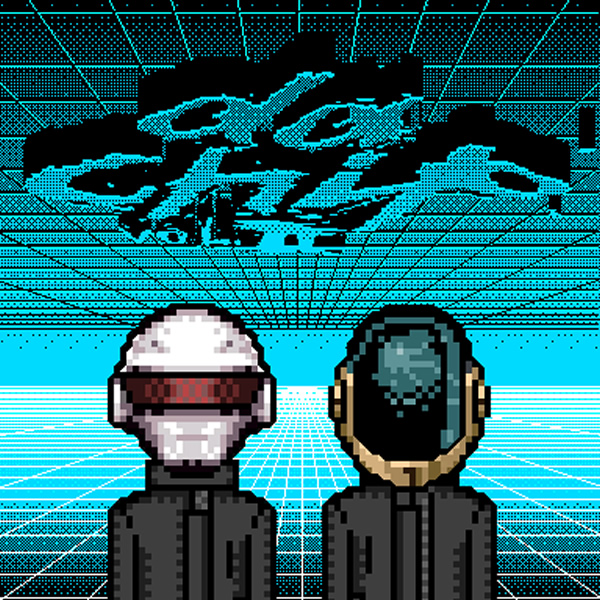 Congamag_Daft Punk - 16 bit 2