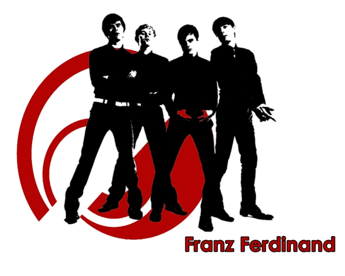 Congamag_Franz Ferdinand - Gore