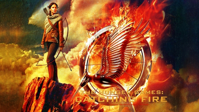Congamag_The Hunger Games --- Catching Fire