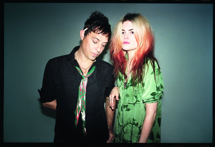 Congamag_The Kills prepara Nuevo Disco