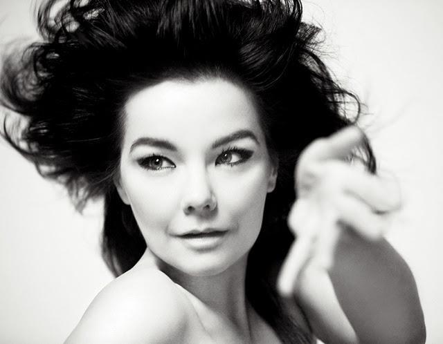 Congamag_Björk - Disco 2014