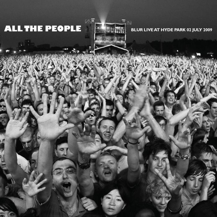 Congamag_Blur - All The People