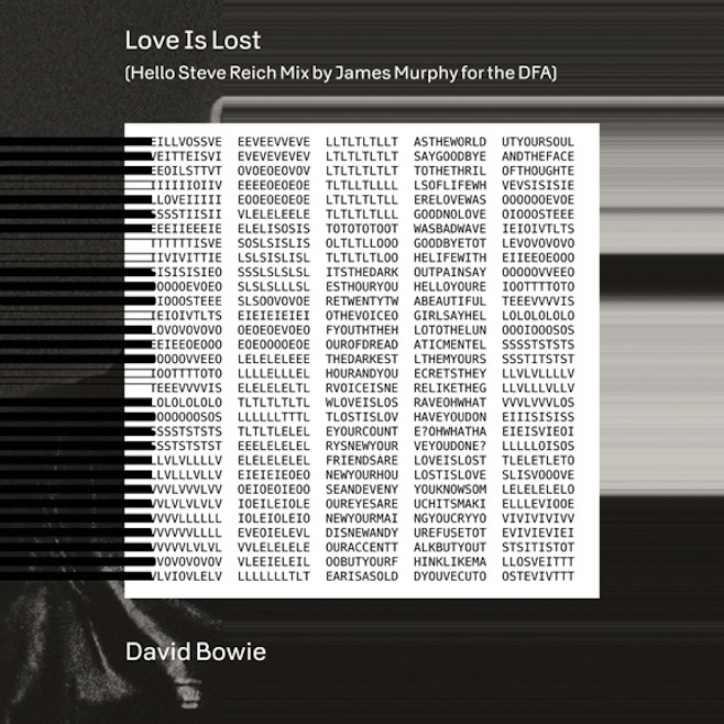 Congamag_David Bowie por James Murphy