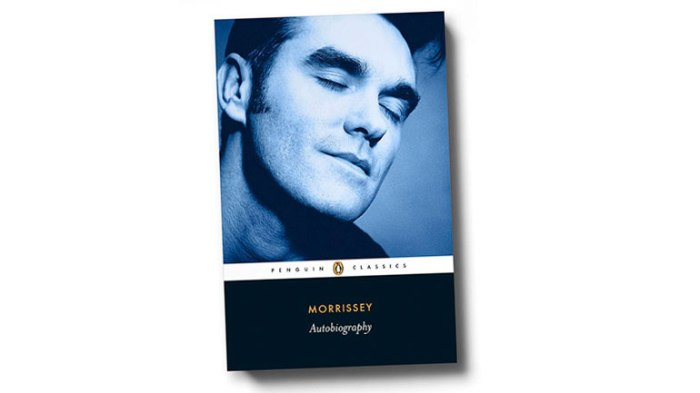 Congamag_Morrissey - Autobiography