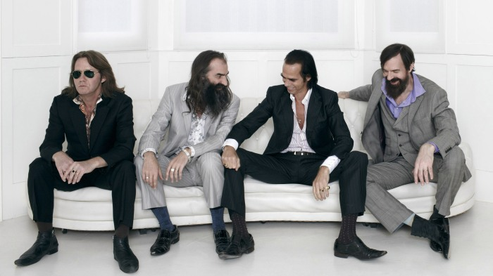 Congamag_Nick Cave and the Bad Seeds - Disco en Vivo