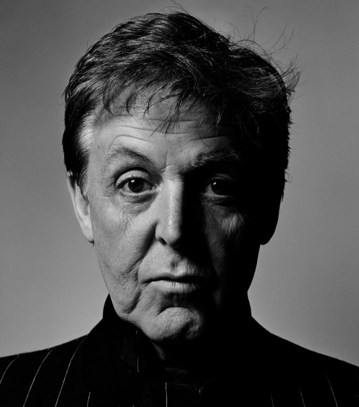 Congamag_Paul McCartney por CHRIS FLOYD