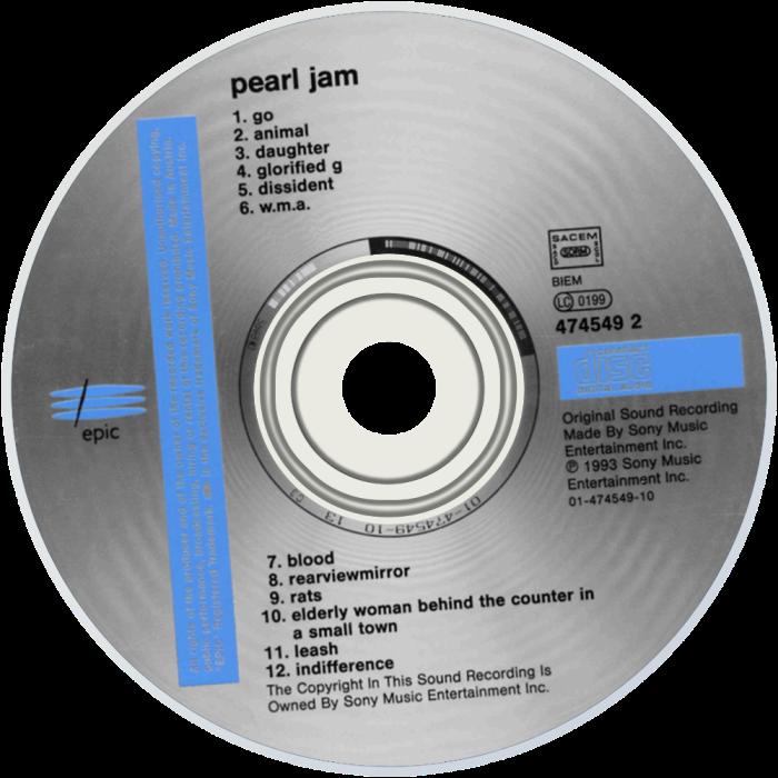 Congamag_Pearl Jam - VS - 20 añitos - Arte 2