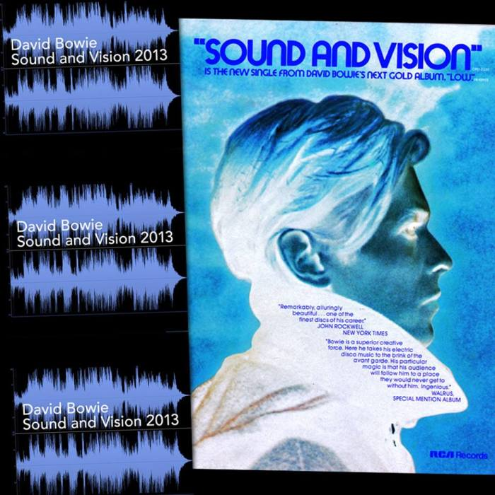 Congamag_Sound and Vision 2013