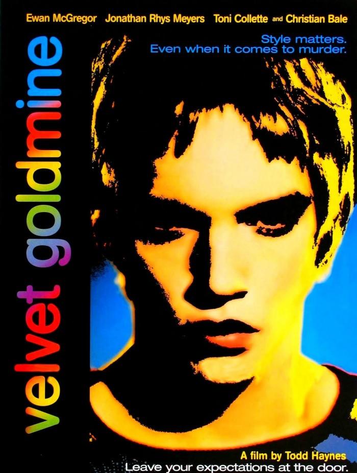 Congamag_Velvet Goldmine Poster