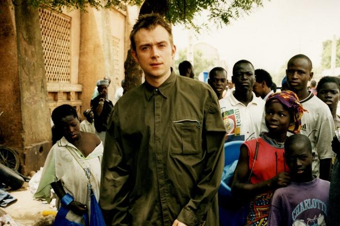 Congama_Damon Albarn + África Mía