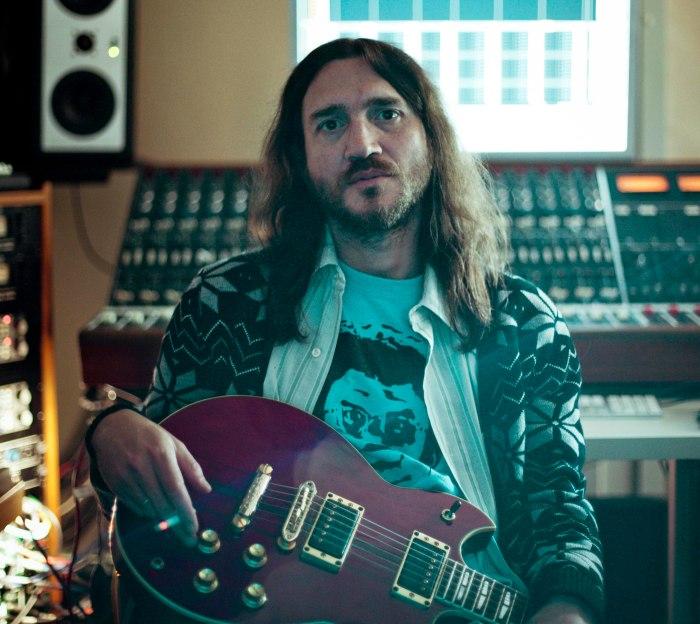 Congamag_John Frusciante - Hip Hop