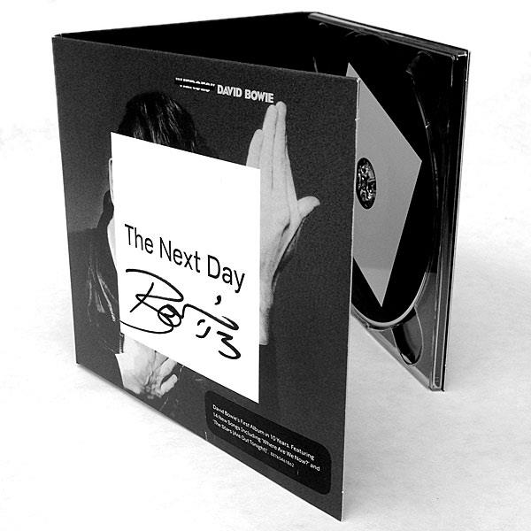 Congamag_The Next Day
