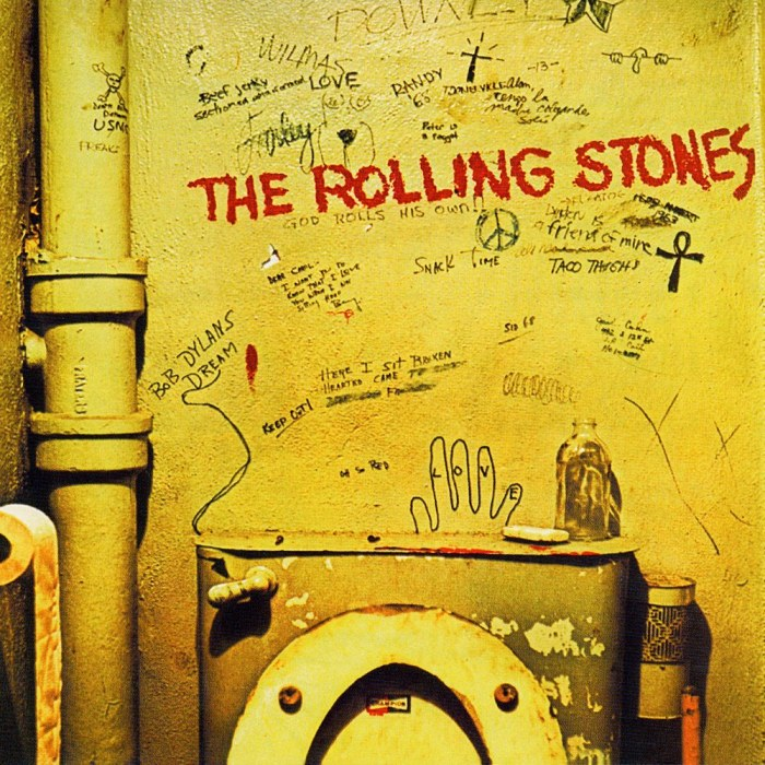 Congamag_Beggars Banquet