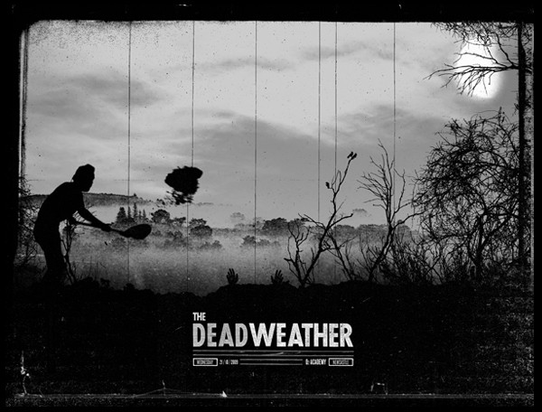Congamag_The Dead Weather - Open Up (That's Enough)