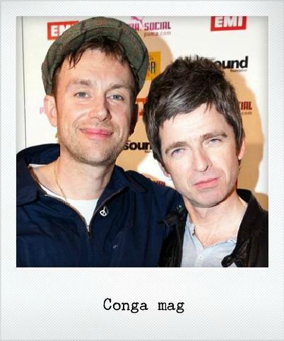 Congamag_Damon + Noel