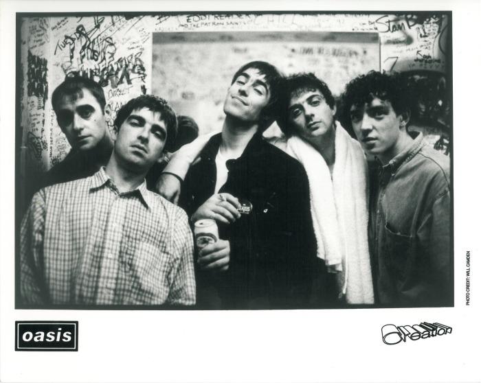 Congamag_Oasis reedita su disco de 1995