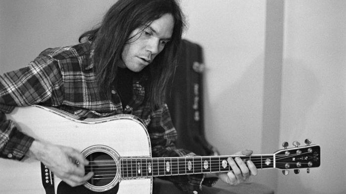 Congamag_Neil Young lanza nuevo disco en noviembre