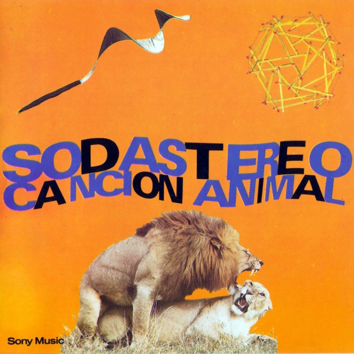 Congamag_Soda_Stereo-Canción_Animal